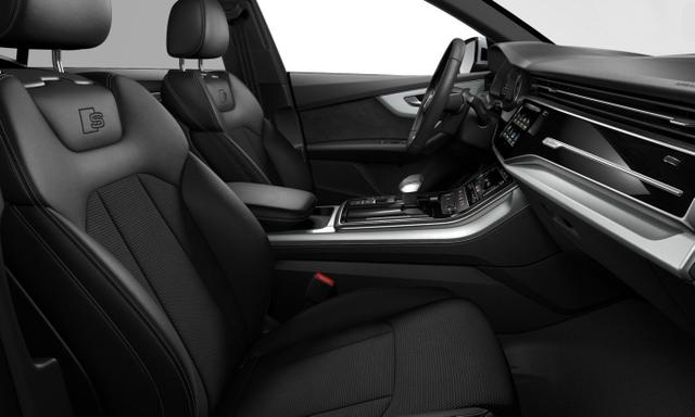 Audi Q8 55 TFSI 340 quattro Matrix 2xS line PanoD 21Z