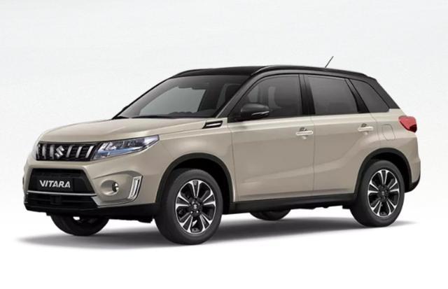Suzuki Vitara - 1.4 Hybrid 129 Comfort+ 4x4 Leder LED Nav