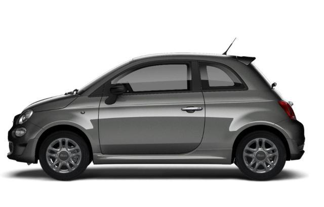 Fiat 500 - 1.0 Hybrid 70 Connect Nav UCon PDC Klimaaut