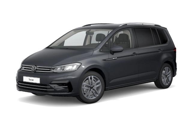 Volkswagen Touran - 1.5 TSI 150 DSG R-Line Nav LED VirCo SHZ