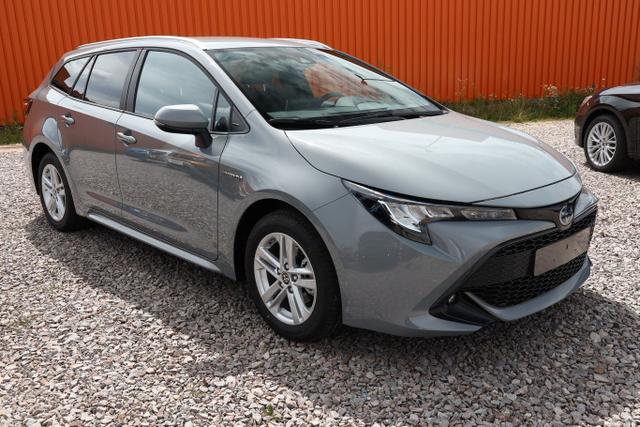 Toyota Corolla Touring Sports - TS 1.8 Hybrid 122 Comfort LED PrivG Keyl