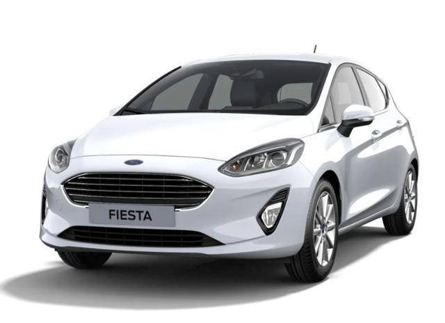 Vorlauffahrzeug Ford Fiesta - 1.0 EcoBoost 125 DCT MHEV Titanium LED