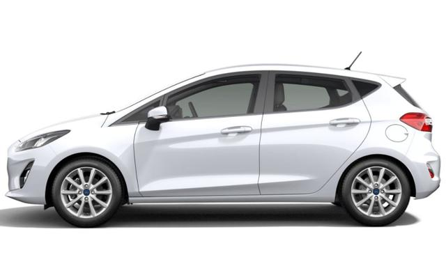 Ford Fiesta - 1.0 EcoBoost 125 DCT MHEV Titanium LED