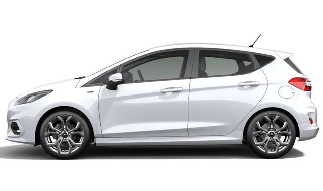 Ford Fiesta - 1.0 EcoBoost 125 MHEV ST-Line LED SHZ 17Z