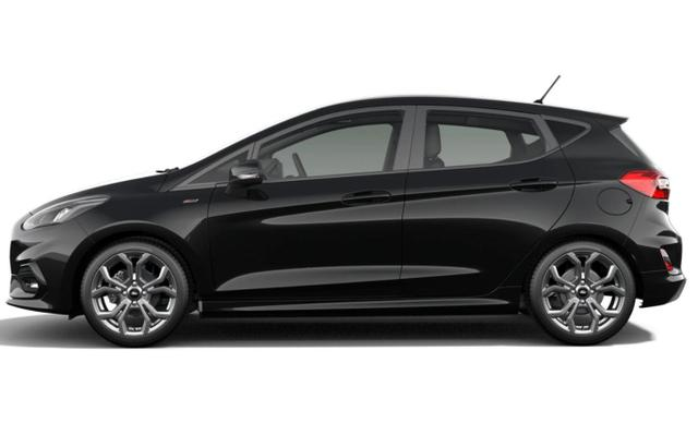 Ford Fiesta - 1.0 EcoBoost 125 DCT MHEV ST-Line LED PDC