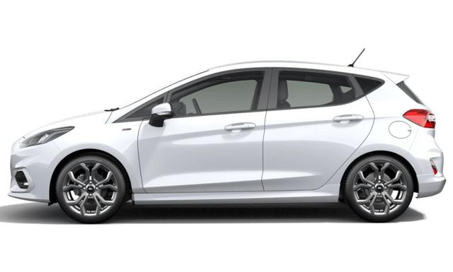 Ford Fiesta - 1.0 EcoBoost 125 DCT MHEV ST-Line LED SHZ