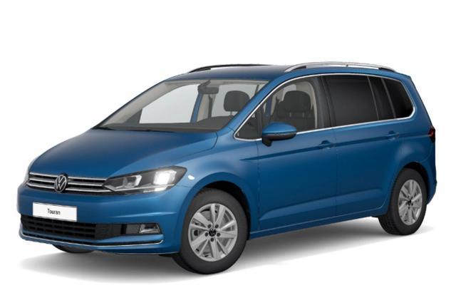 Volkswagen Touran - 1.5 TSI 150 Highline ergoA AppC Kam SHZ
