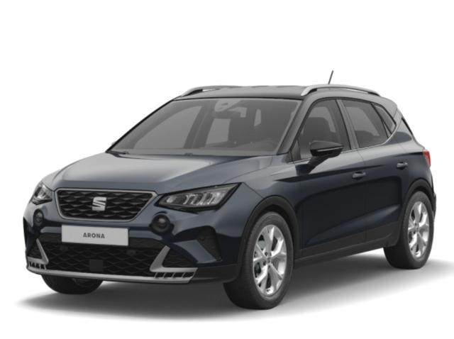 Seat Arona - 1.0 TSI 110 FR LED FullL ParkAs ACC 17Z