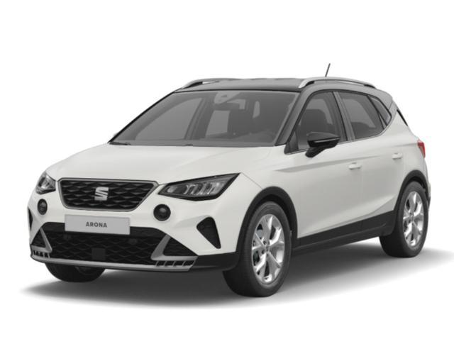 Seat Arona - 1.5 TSI 150 DSG FR LED FullL ParkAs Kam