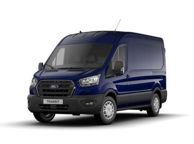 Ford Transit - 2.0 TDCi 130 DCT Trend 350 L2H2 PDC Temp