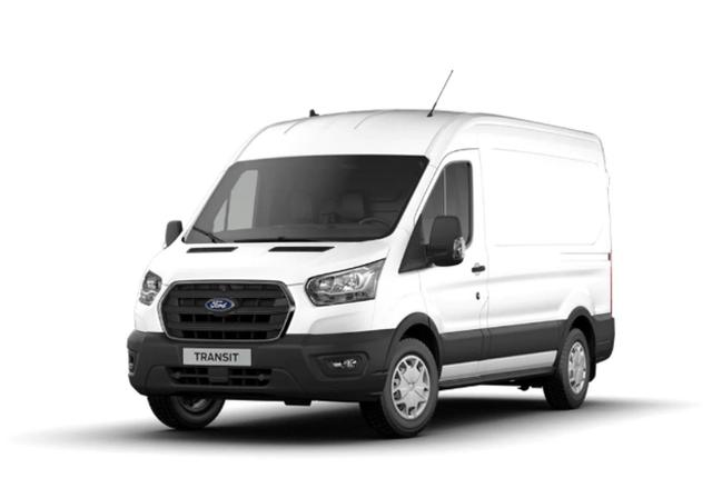 Ford Transit - 2.0 TDCi 130 DCT Trend 350 L2H2 SichtP2