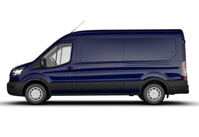 Ford Transit - 2.0 TDCi 185 DCT Trend 350 L3H2 SichtP2