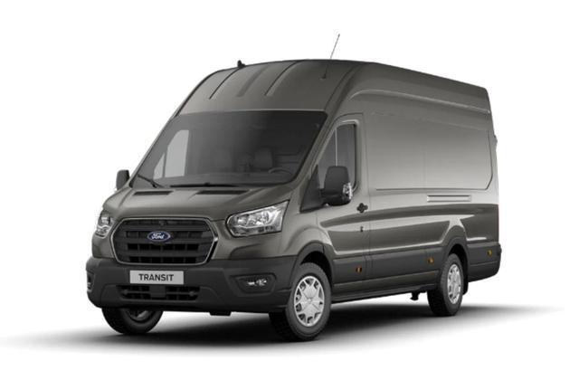 Ford Transit - 2.0 TDCi 170 RWD Trend 350 L4H3 Kam PDC
