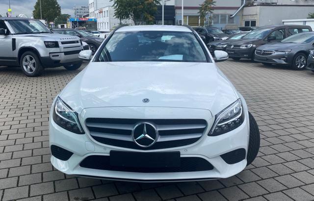 Mercedes-Benz C-Klasse - C 220d T Aut. LED Nav ParkP MediaD Keyless LM