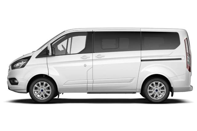 Ford Tourneo Custom - 2.0 TDCi 130 Tit 320 L1 8S SHZ