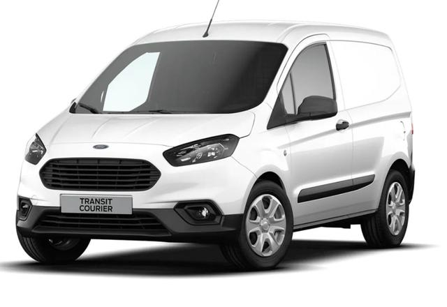 Vorlauffahrzeug Ford Transit - Courier 1.5 TDCi 75 Klima Radio MFL BT