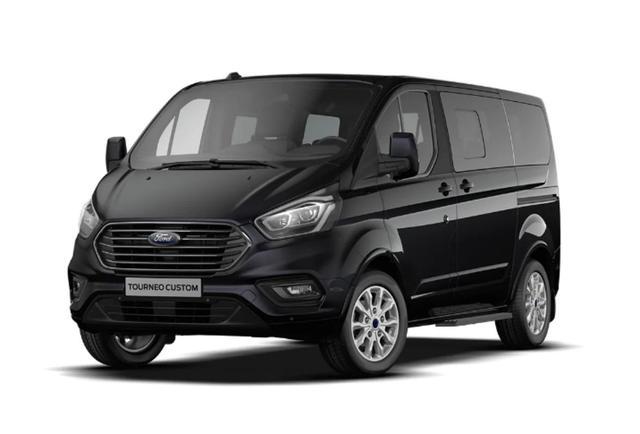 Vorlauffahrzeug Ford Tourneo Custom - 2.0 TDCi 185 MHEV Tit L1 8S SHZ