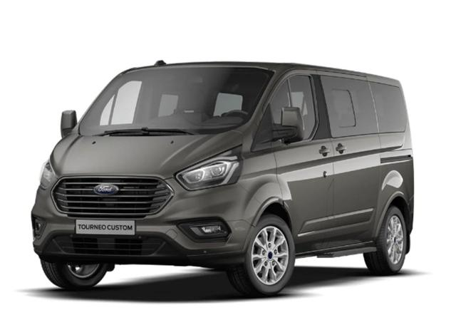 Vorlauffahrzeug Ford Tourneo Custom - 2.0 TDCi 130 Aut Tit L1H1 8S SHZ