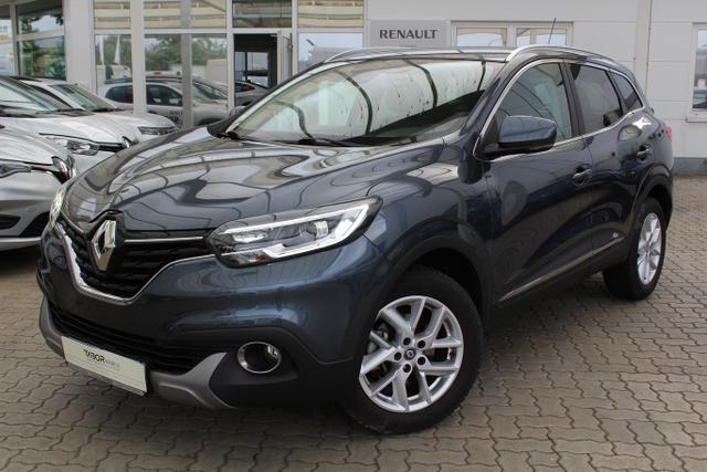 Gebrauchtfahrzeug Renault Kadjar - 1.2 TCe 130 XMOD Klimaaut 3DSound SafetyP