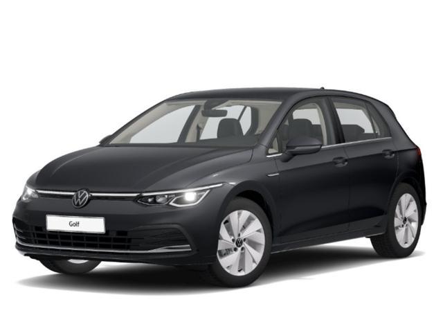 Volkswagen Golf - VIII 2.0 TSI 190 DSG Style LED ErgoA AppC