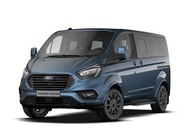 Ford Tourneo Custom - 2.0 TDCi 185 TitX MHEV L1 8S AHK