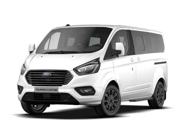 Ford Tourneo Custom - 2.0 TDCi 185 Aut TitX L1 8S ACC