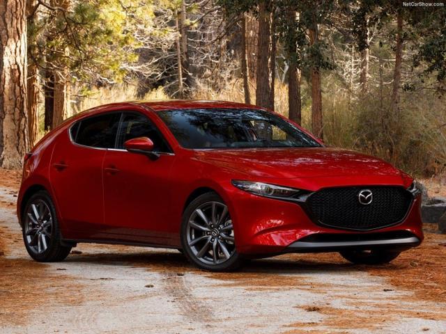 Gebrauchtfahrzeug Mazda Mazda3 5-Türer - 3 Skyactiv-G 150 Selection LED Nav ACC SHZ Keyl