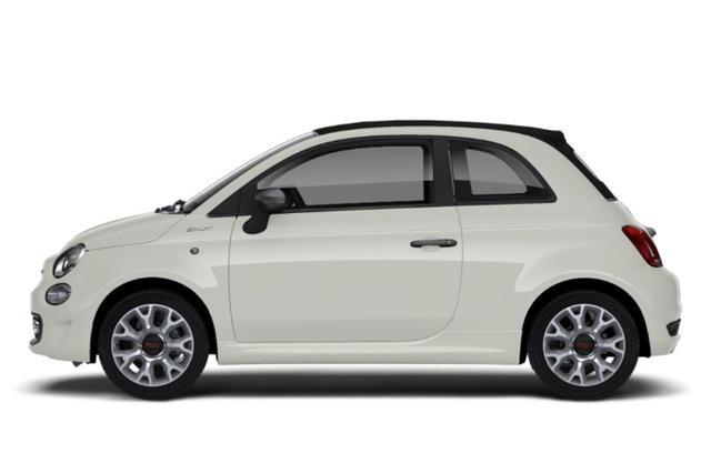 Fiat 500C - 1.0 GSE 70 Hybrid Sport Nav PDC Klimaaut.