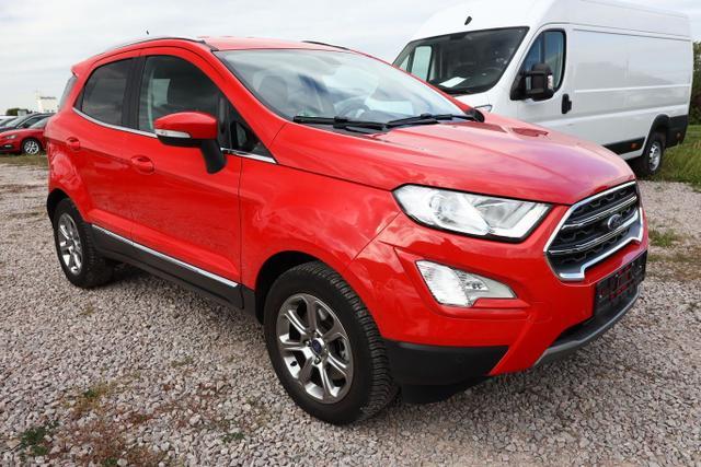 Ford EcoSport - 1.0 EcoBoost 125 Titanium Kam PDC SHZ