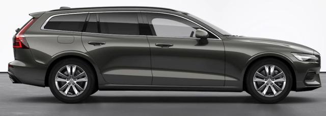 Volvo V60 - B4 D Momentum Pro MY22 LED ParkP WinterP eHK Vorlauffahrzeug