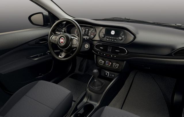 Fiat Tipo 5-Türer 1.4 95 TFT Klima DAB