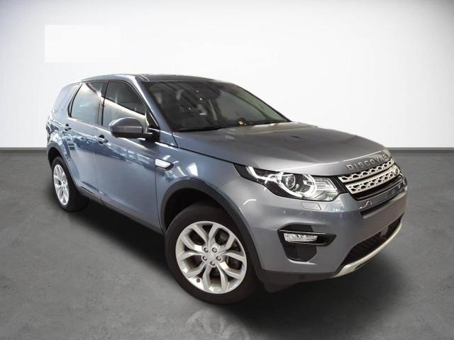 Land Rover Discovery Sport - TD4 240 Aut. HSE M Nav AHK PDC