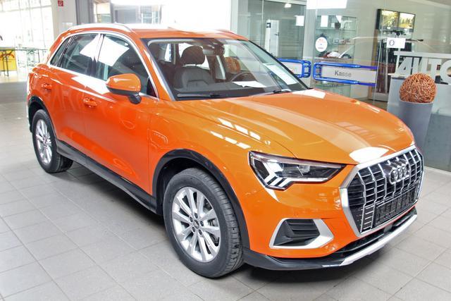Audi Q3 - 35 TFSI advanced, NAVI, LED, el. Klappe, Sound, Komfortschlüssel, sofort