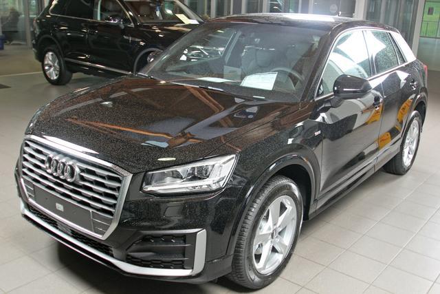 Audi Q2 - 30 TDI S-LINE Edition, Teilleder, LED, Navi, Sitzheizung, sofort
