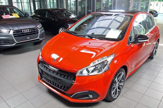 Gebrauchtfahrzeug Peugeot 208 - 1.6 16V THP 165 Allure, Pano, Navi, Kamera, Sitzheizung