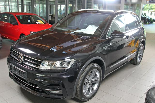 Volkswagen Tiguan - 2.0 TSI DSG 4-Motion, 2x R-LINE, AHK, Kamera