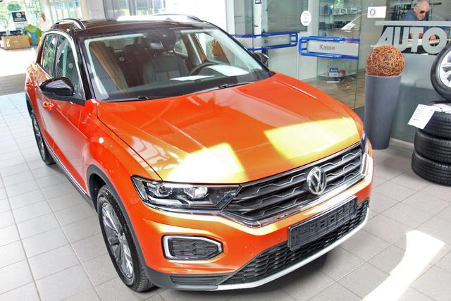 Volkswagen T-Roc - 1.5 TSI Style, LED, ACC, Kamera, Parklenk, el. Klappe