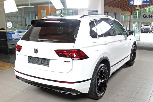 Volkswagen Tiguan 2.0 TSI DSG 4-Motion Highline, R-LINE Black,AHK, Kamera, DAB