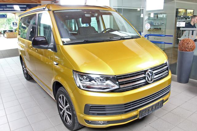 Volkswagen T6 California - 2.0 TDI Beach Edition, Kamera, LED, Navi, DAB,sofort