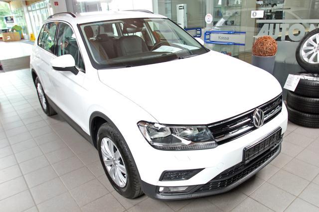 Volkswagen Tiguan - 1.5 TSI Trendline, Navi, Bluetooth, Winterpaket, Climatronic Vorlauffahrzeug