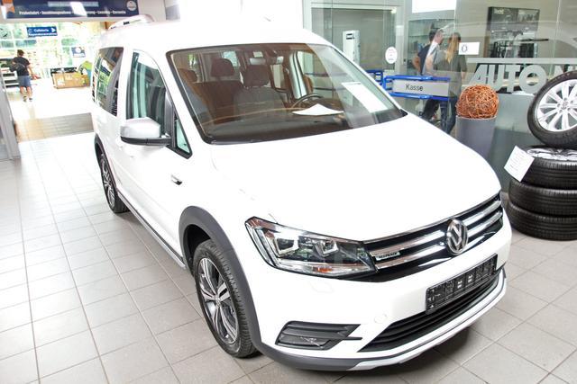 Volkswagen Caddy - 1.4 TSI DSG Alltrack, Xenon, Navi, Einparkhilfe, Sitzheizung