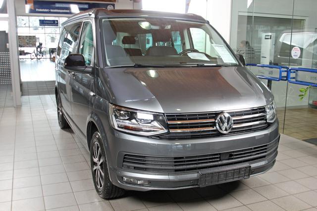 Volkswagen T6 California - 2.0 TDI DSG Beach Edition, Kamera, ACC, LED, Navi,DAB,sofort
