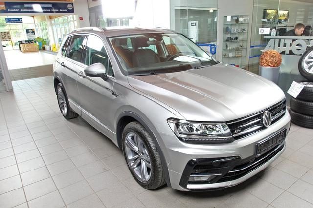 Volkswagen Tiguan - 1.5 TSI ACT Comfortline, R-LINE, AHK, Kamera, LED, 5-J. Garantie