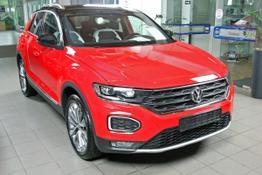 Volkswagen T-Roc - Sport 2.0 TSI DSG 4-Motion, ACC, LED, Navi, DAB, Kamera, sofort