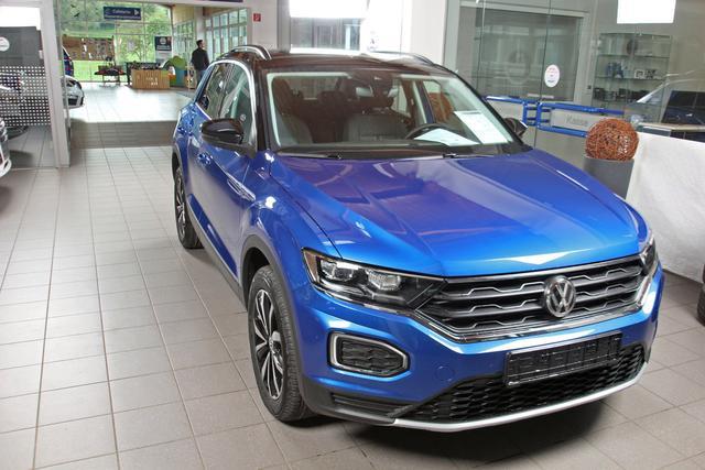 Volkswagen T-Roc - 1.5 TSI Style, Kamera, LED, ACC, AppConnect, 17-Zoll Mayfield Schwarz