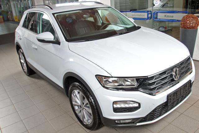 Volkswagen T-Roc - 1.5 TSI Design, Kamera, Navi, ACC, 17-Zoll, Winterpaket