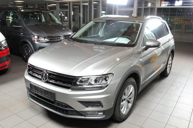 Volkswagen Tiguan - 1.5 TSI Comfortline, Pano, DAB, Kamera, LED, Navi, Keyless Vorlauffahrzeug