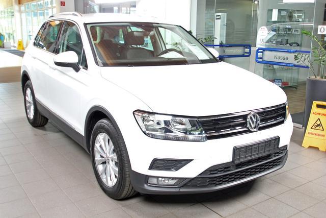 Volkswagen Tiguan - 1.4 TSI ACT Comfortline, ACC, Winterpaket, Bluetooth