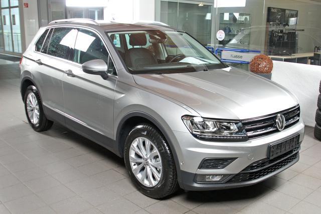 Volkswagen Tiguan - 1.5 TSI ACT DSG OPF Comfortline, LED, Kamera, Navi, Keyless,EasyOpen