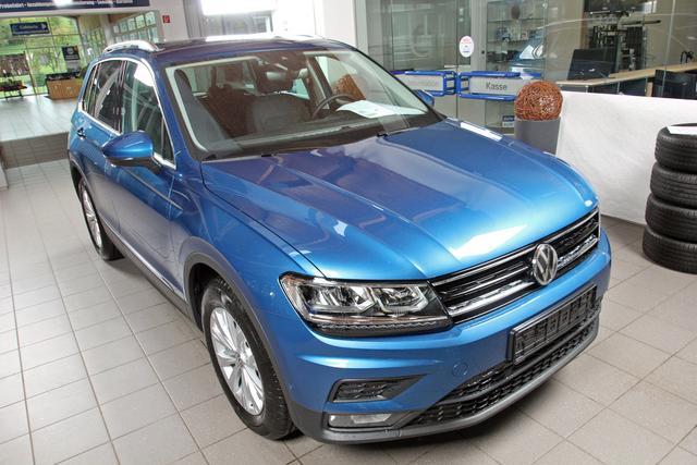 Volkswagen Tiguan - 1.5 TSI ACT DSG OPF Comfortline, LED, Kamera, Navi, Keyless,EasyOpen Vorlauffahrzeug